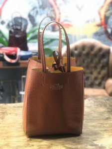BOLSA SHOPPING BAG DUPLA FACE ELLUS