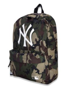 MOCHILA NEW ERA MLB NEW YORK YANKEES CAMUFLADA