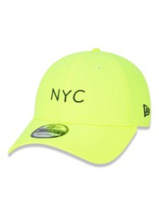 BONÉ NEW ERA FLUOR 9TWENTY SIMPLE NYC AMARELO