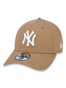 Boné 9FORTY ABA CURVA  MLB NEW YORK YANKEES BASIC Kaki