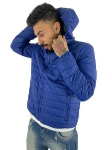 Jaqueta JACKET ELLUS COLOR NYLON DOWN masculino azul