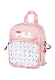 MINI MOCHILA FILA OPAQUE UNISSEX ROSE