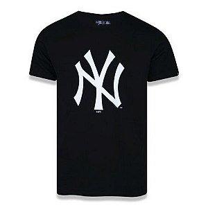 Camiseta New Era New York basico esse masculina