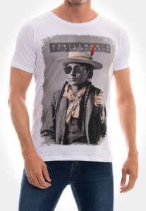 CAMISETA RED FEATHER OLD JACK