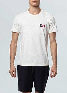 Camiseta Osklen Canhamo ACT Now Forests
