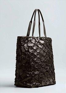 Bolsa Osklen Pirarucu Cabas Bag