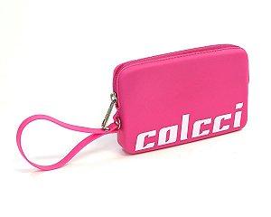 Case Carteira Colcci California Pink