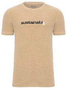 Camiseta Osklen Rough SUSTAINABLE
