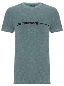 Camiseta Osklen Rough The Moment