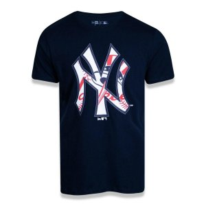 CAMISETA New Era Logomania Mix New York