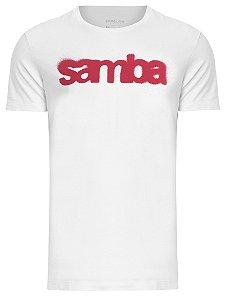 Camiseta Osklen Slim Vintage Samba