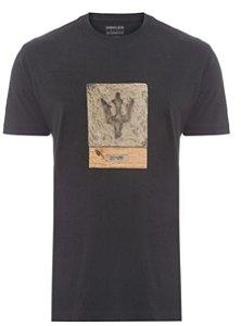 Camiseta Osklen Slim Rough Troupy