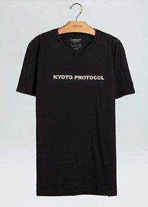 Camiseta Osklen Vintage Eco Kyoto Protocol