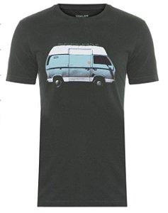 Camiseta Osklen Regular Vintage Van