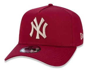 Boné New York Yankees 940 Veranito Bordô