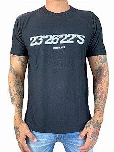 Camiseta Osklen Linen Coordenadas