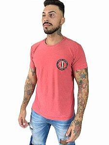 Camiseta Osklen Slim Rough Prancha