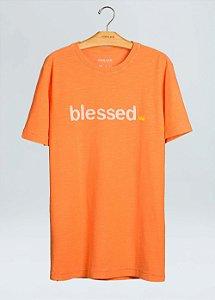 Camiseta Osklen Slim Rough Blessed