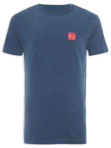 Camiseta Osklen Logo Stone