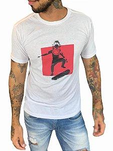 Camiseta Osklen Regular Stone Surfing