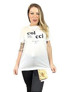 Camiseta Colcci Logomania