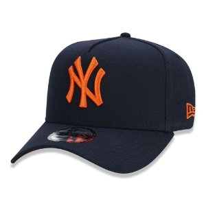 Bone New Era Mlb 9forty New York Yankees