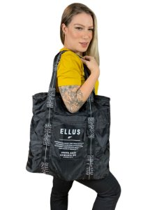 Bolsa Ellus Shopping Bag Compact