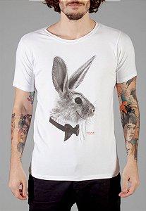 Camiseta Red Feather Bunny Crew
