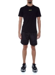 Camiseta John John RG BASIC GYM ROCKS BLACK MASCULINA