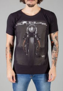 Camiseta Red Feather Biker Crew