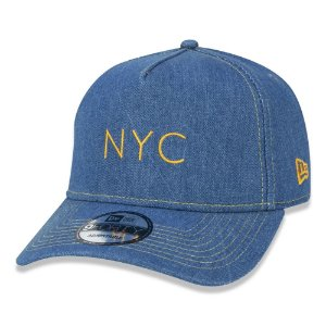 Boné New Era New York A-FRAME MLB NEW ORIGINAL DENIM NYC