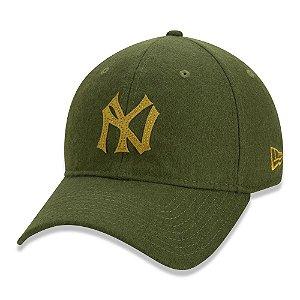 Boné New Era New Yankees Heritage Green