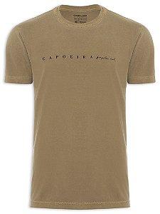 Camiseta Osklen Regular Stone Capoeira