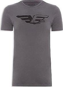 Camiseta Ellus Fine Espelhado Masculino