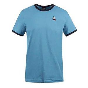 Camiseta Le coq Ess Tee Bicolore N°1