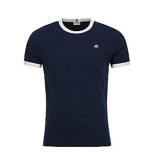Camiseta Le coq Ess Tee Bicolore N°4