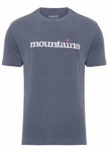 Camiseta Osklen Regular Stone Masculina