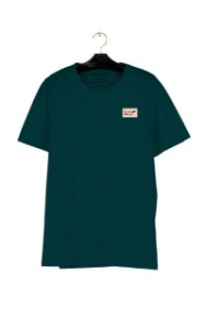 Camiseta Ellus Fine Timeless Brand Classic Masculina