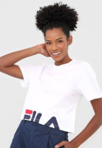 Cropped Fila Easy Feminina