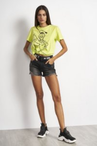 Camiseta Colcci Disney Donald Feminina
