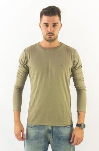 Camiseta Ellus Asa Manga Longa Masculina