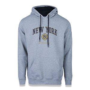 Blusa New Era MOLETOM CANGURU FECHADO MLB NEW YORK Y