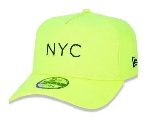 Boné New Era Fluor 940 Af Sn Simple Fluor Nyc
