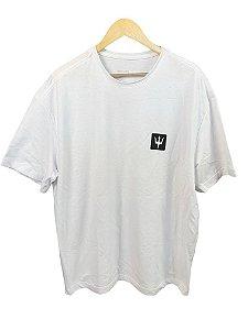 Camiseta Osklen Tridente Moletom Masculina