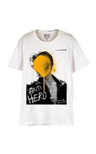 Camiseta Ellus Fine Anti Hero Classic Masculina