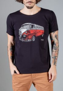 Camiseta Red Feather Tripping Crew Masculina