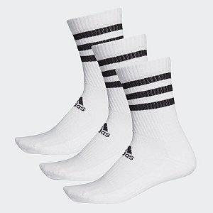 Kit 3 Meias Adidas Masculina M