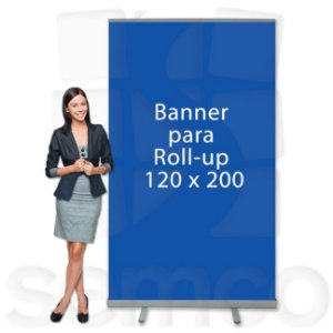 Banner para Roll-up 120x200