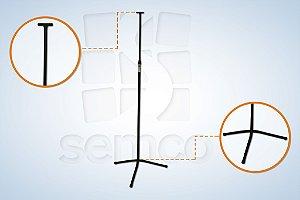 Tripé de Ferro Simples - Modelo DF SEM GARRAS