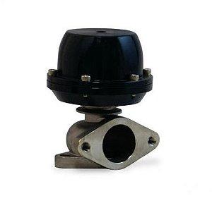 Válvula Wastegate FTX 38mm - Preta